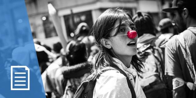 Reconciliación con los otros | Movilización por la Paz en Colombia: una infraestructura social clave para el posacuerdo