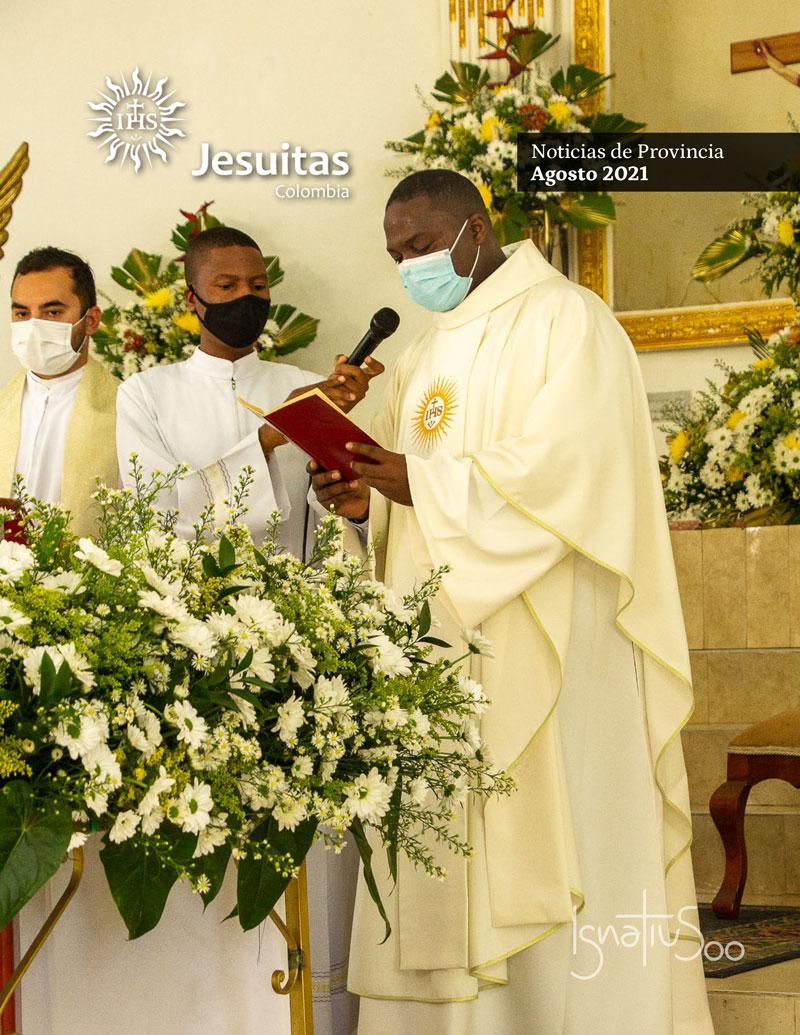 noticias de provincia jesuitas colombia