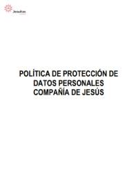 Política de Protección de Datos Personales